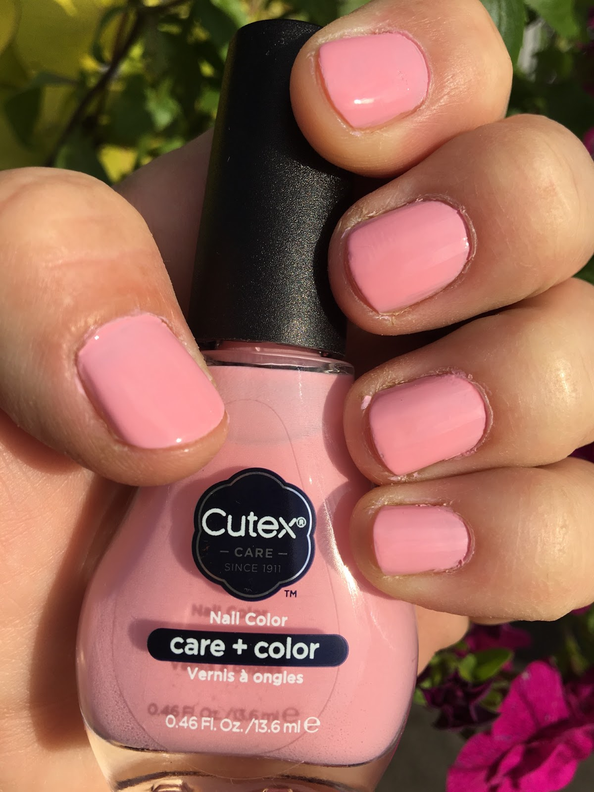 Health & Lifestyle Management : Cutex Summer Nails