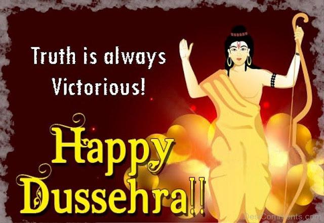 Happy Dussehra 2016 Pics
