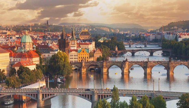Travel to Place in Prague