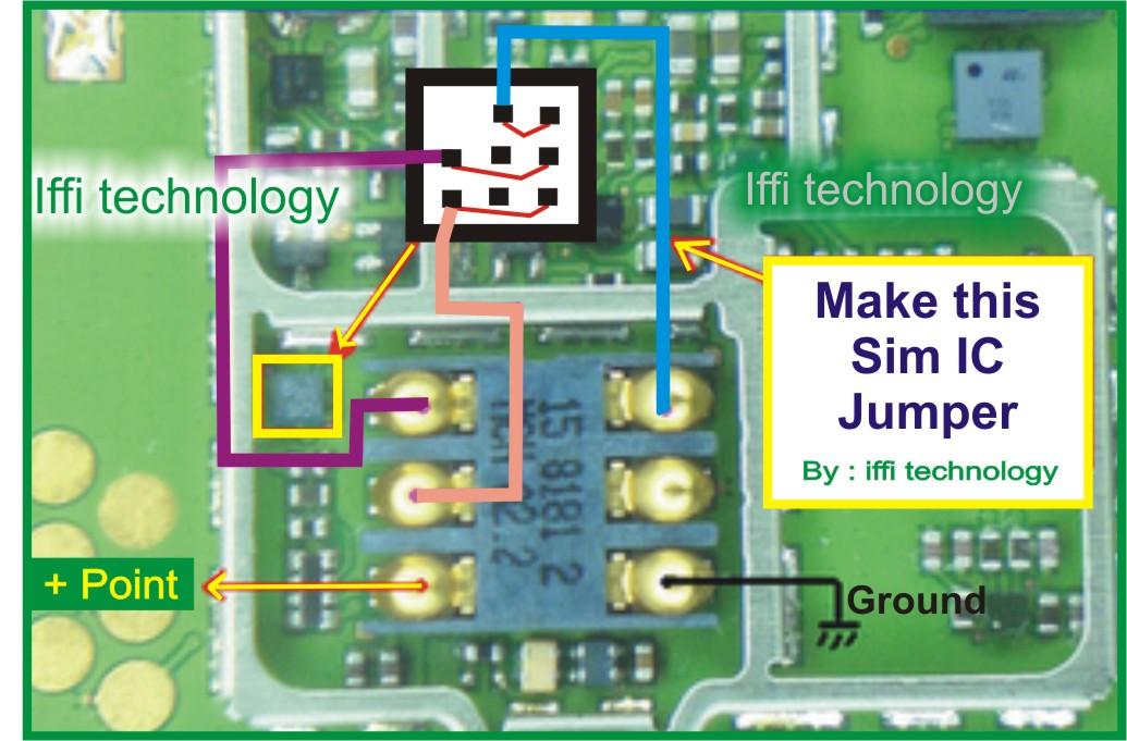 IFFI Technology & Micro Electronics: Mobile Phone Insert