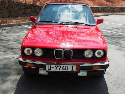 This Classic 1988 #BMW 325CI #Forsale @ Foreign MotorcarsInc Today!