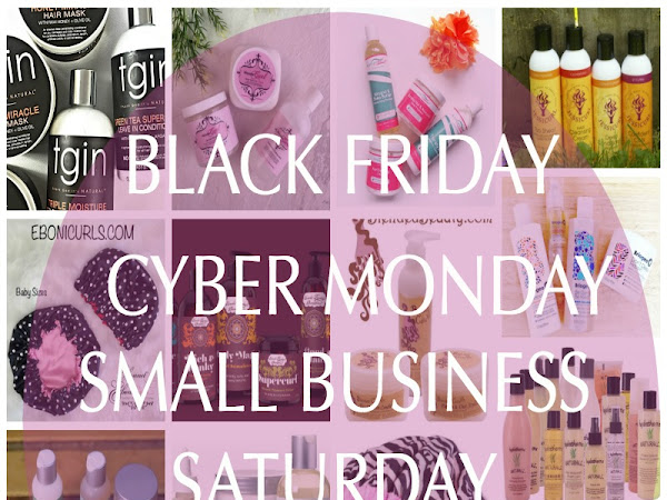 2016 Black Friday, Small Business Saturday, & Cyber Monday Sale Guide