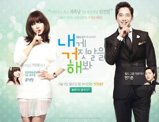 Sinopsis Drama Korea Lie To Me Epidose 1-16 Tamat Lengkap