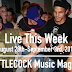 Live This Week: August 28th-September 3rd, 2016