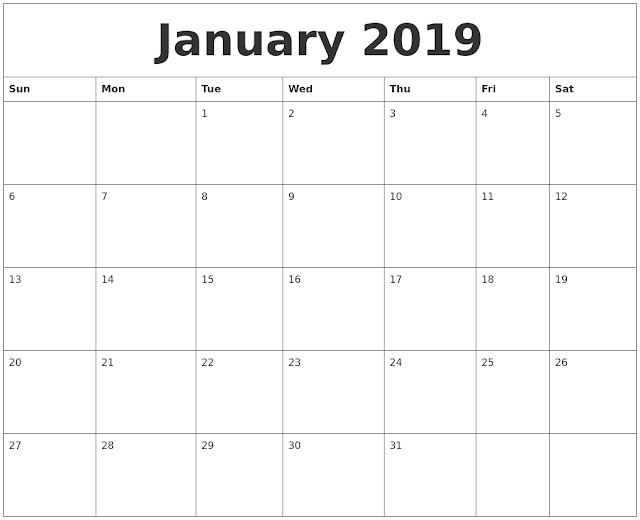 January 2019 PDF