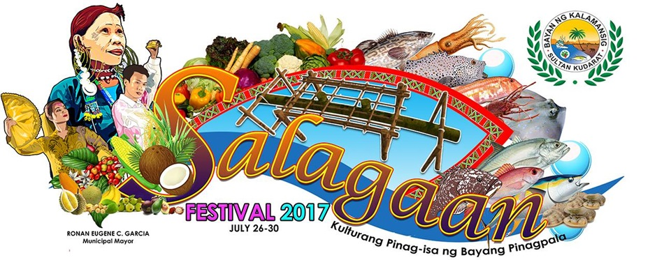 Salagaan Festival 2017 Schedule of Activities | Kalamansig