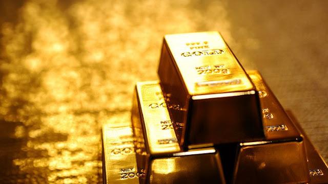 Vàng được hình thành như thế nào trong lòng đất