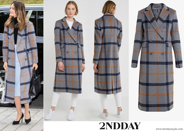 Princess Sofia wore 2ndDay Duster Classic coat