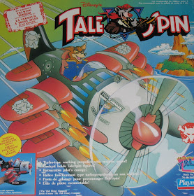 Disney's Tale Spin Toys