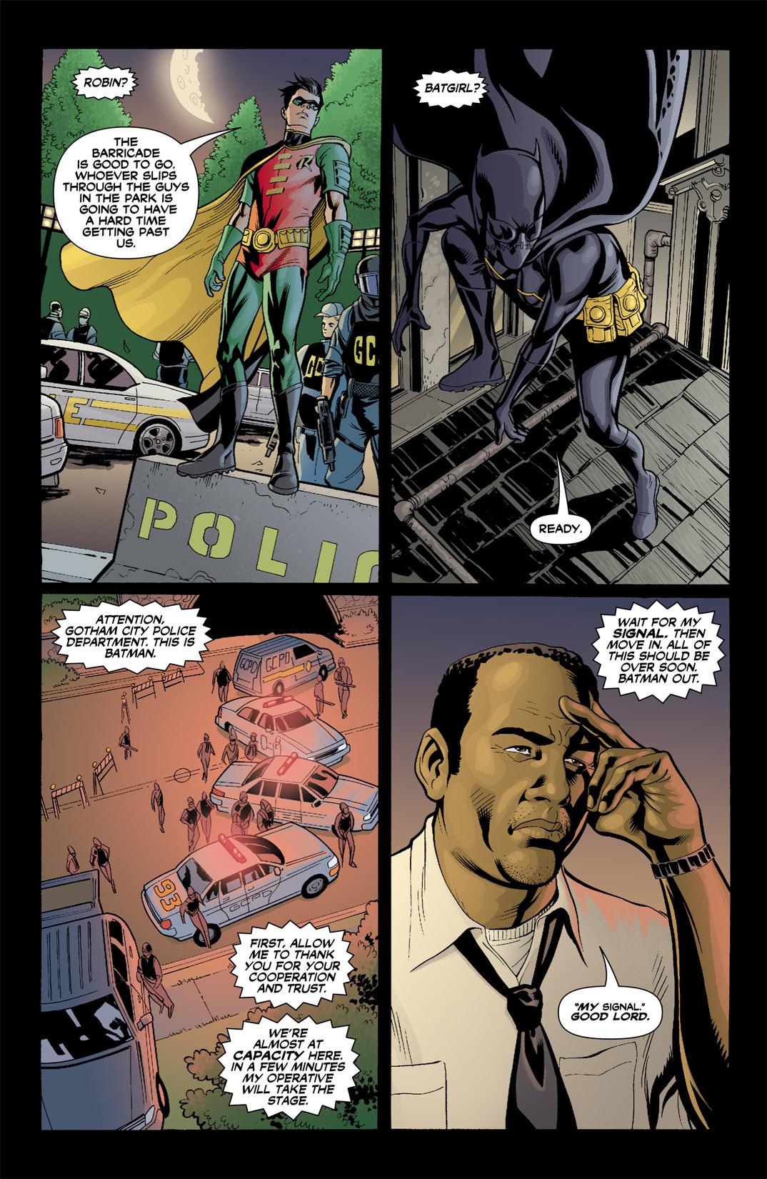 Detective Comics (1937) 799 Page 4
