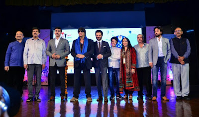 Anil Kapoor, Mukesh Khanna, Darshil Safari, Faisal Khan, NCFF, National Children's Film Festival, Jaipur, Bal Divas, Children's Day