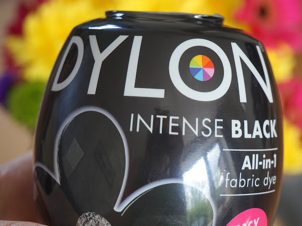 Dylon Intense Black | New Lease of Life