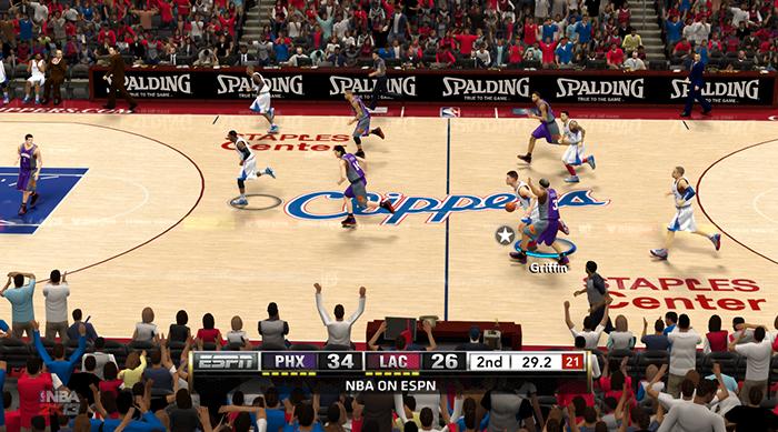 NBA 2K13 ESPN TV 2013 Scoreboard Mod v1 - NBA2K.ORG