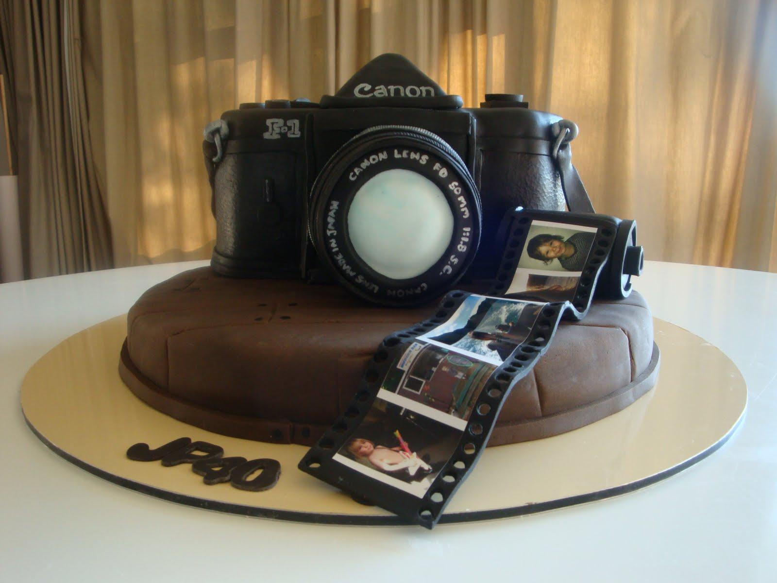 Открытка день рождения фотографа