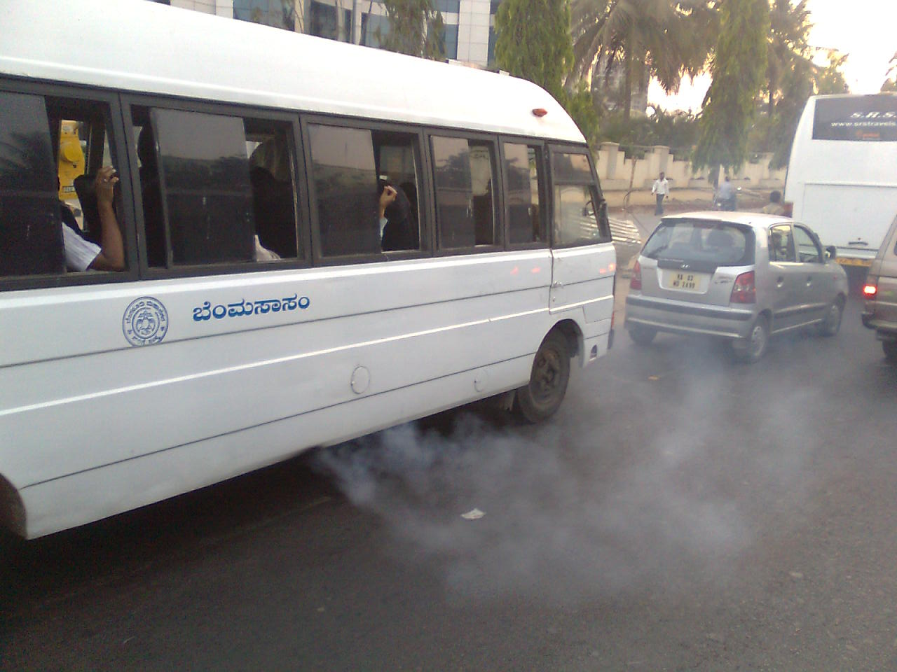 Image result for air pollution bangalore
