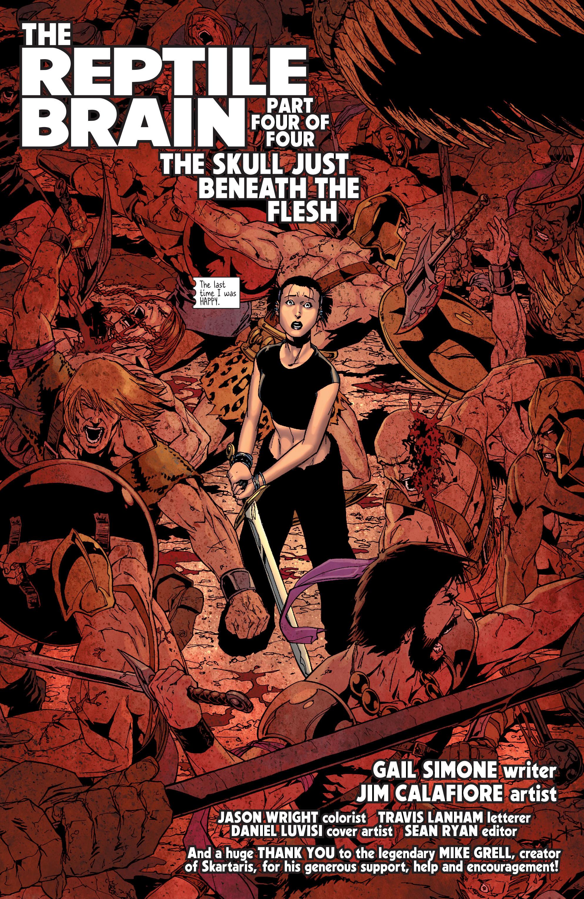 Read online Secret Six (2008) comic -  Issue #28 - 3