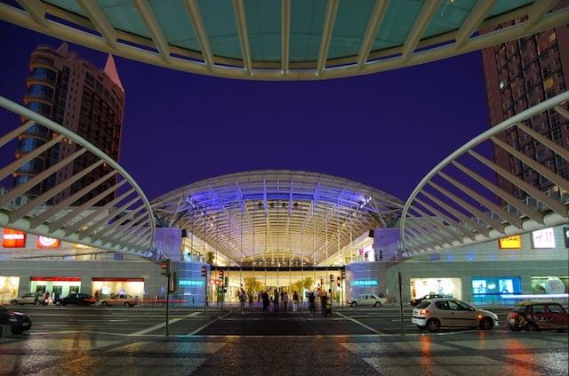 Shopping Vasco da Gama em Lisboa