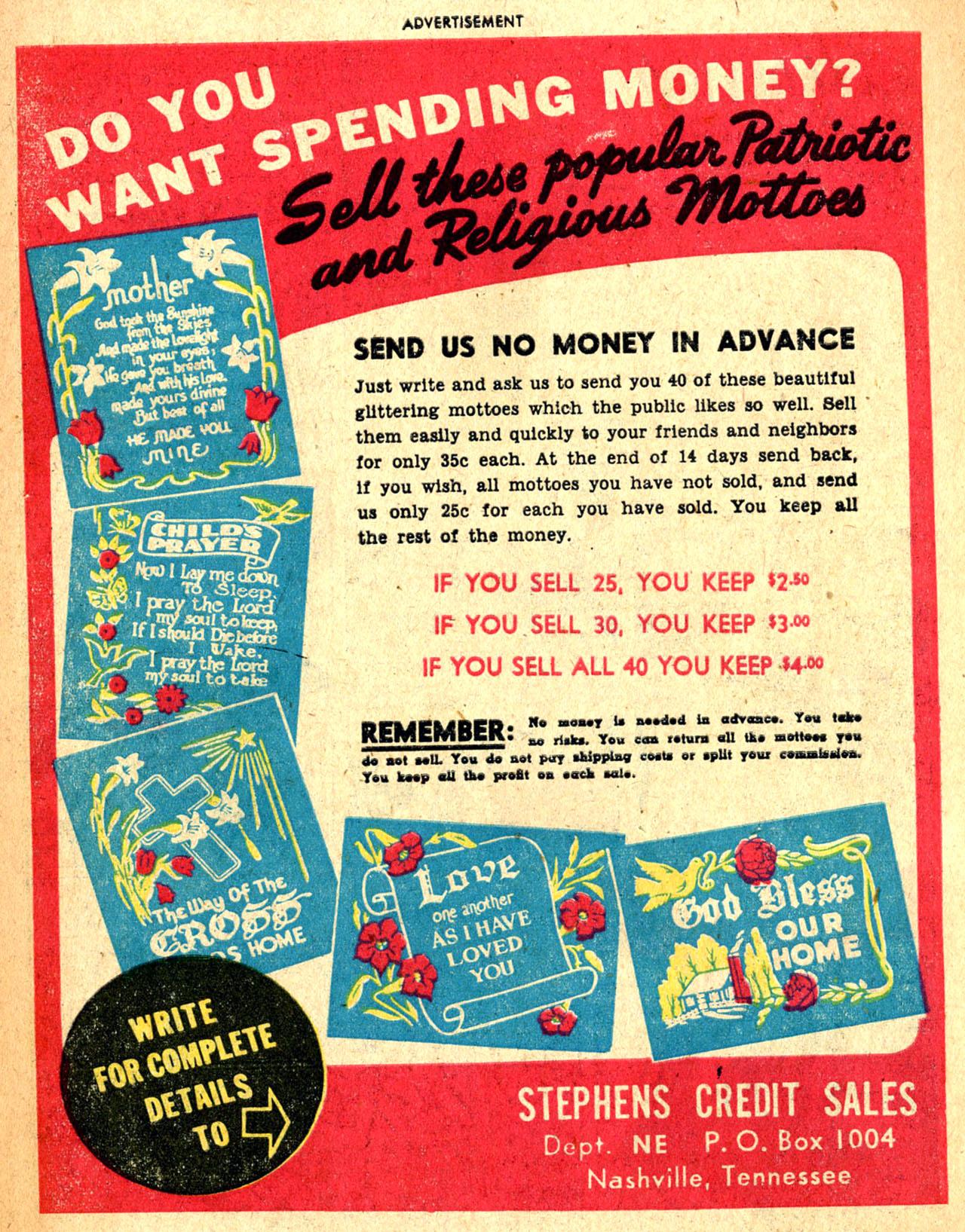 Read online Detective Comics (1937) comic -  Issue #257 - 34