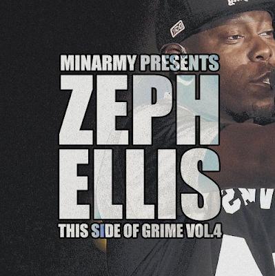 ZEPH ELLIS - THIS SIDE OF GRIME VOL. 4 Cover