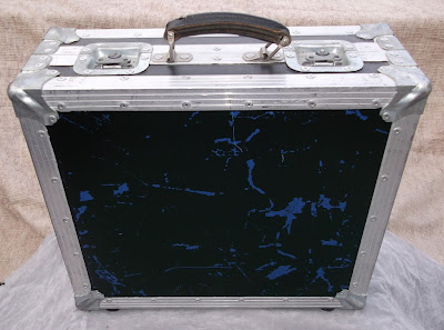 Image of small flight case bottom view