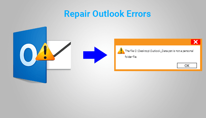 Repair Outlook File