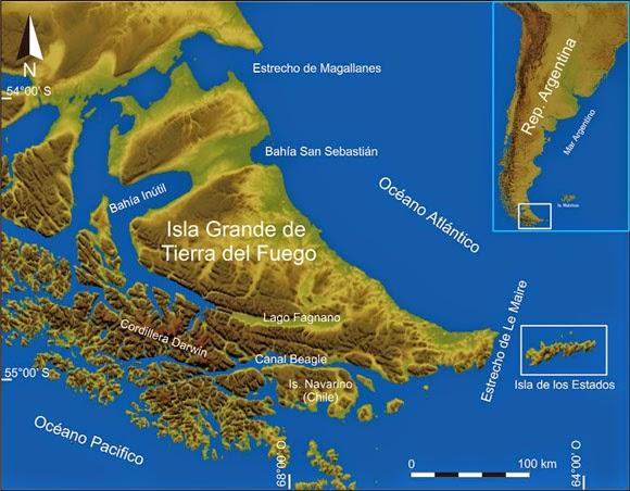 Islas Del Mundo Isla De Los Estados