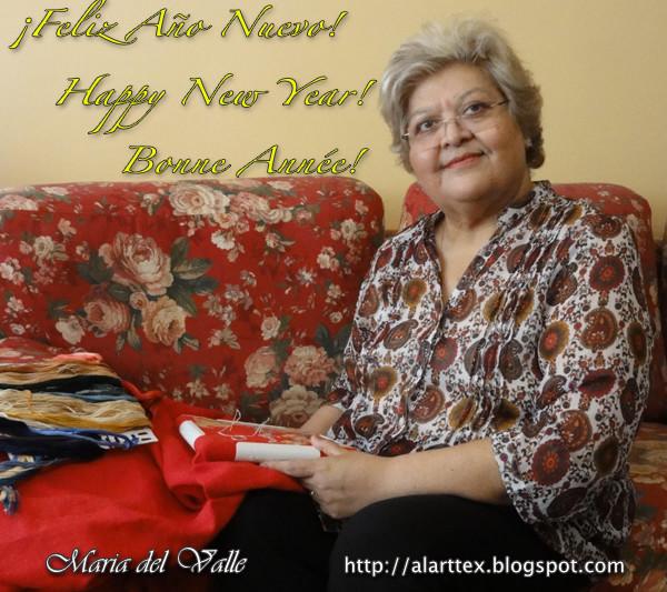 Feliz Año - Happy New year - Bonne Année - 2018