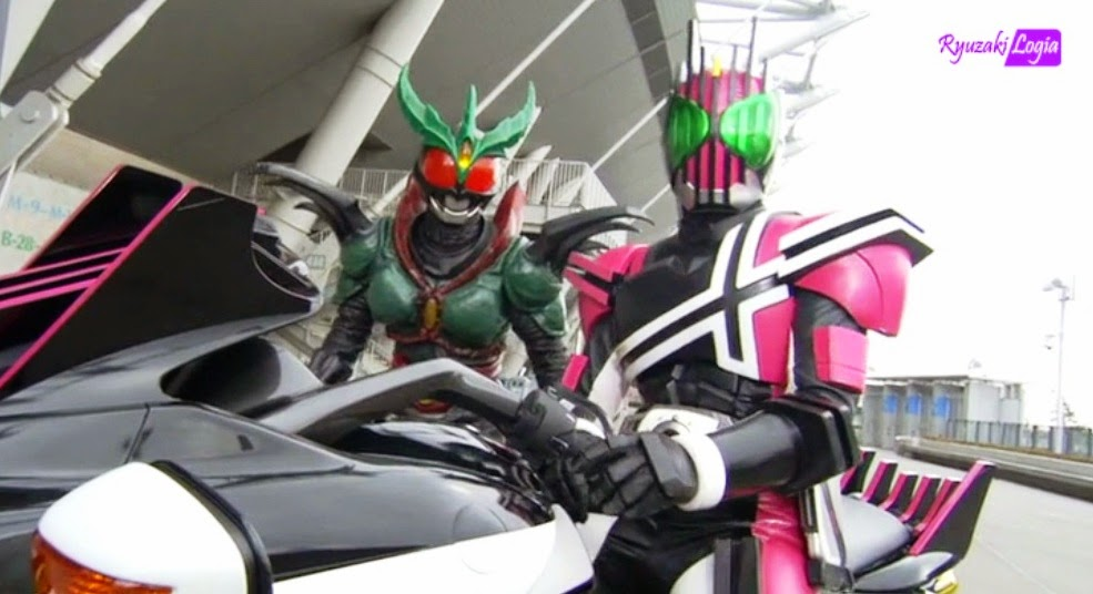 Download kamen rider decade episode 12 sub indo - Bernards watch opening