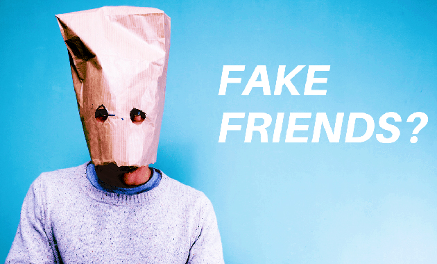 Top Quotes about Fake Friends that Are Totally True