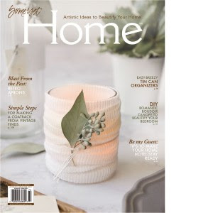 My Thrift Store Addiction Somerset Home feature