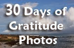 30 Days of Gratitude Photos