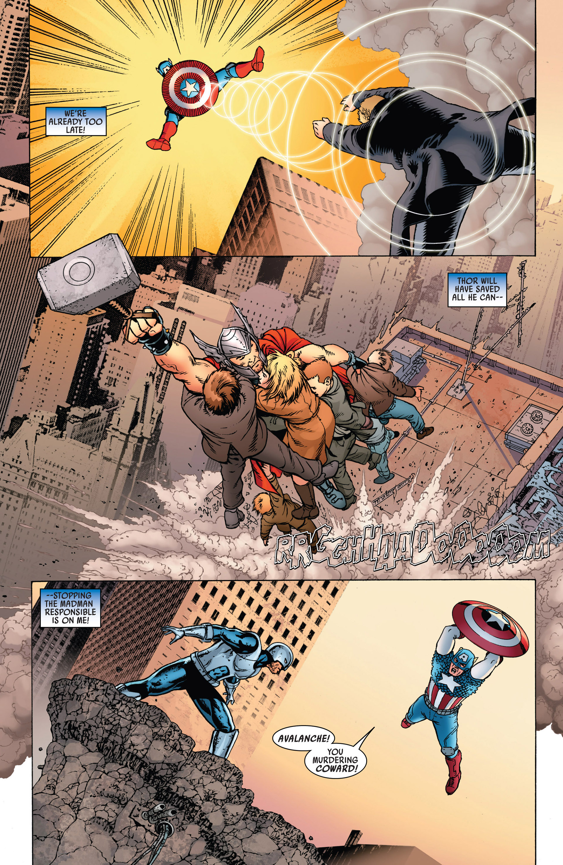 Read online Uncanny Avengers (2012) comic -  Issue #1 - 12