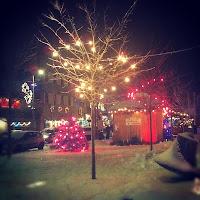 Vive la magia de la Navidad en un mercado navideño de Quebec
