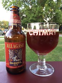 Allagash Dubbel Ale 1