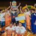 Seleção de Forquilha é Campeão da 1ª Copa Amigos da Bola de Futsal