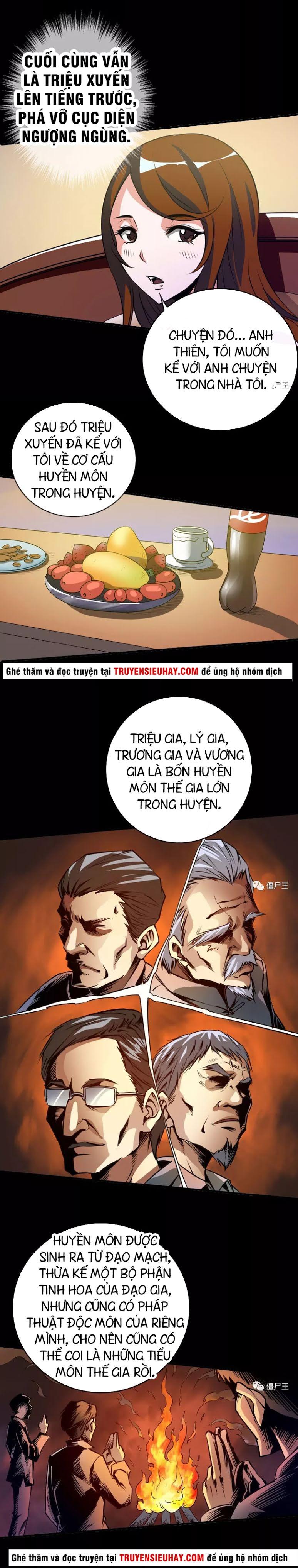 Kiếp Thiên Vận - Chap 28