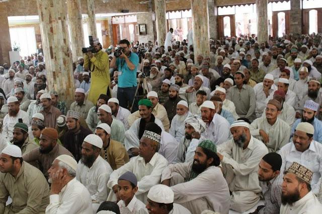 mehfil speech lecture mosque allama kokab noorani okarvi