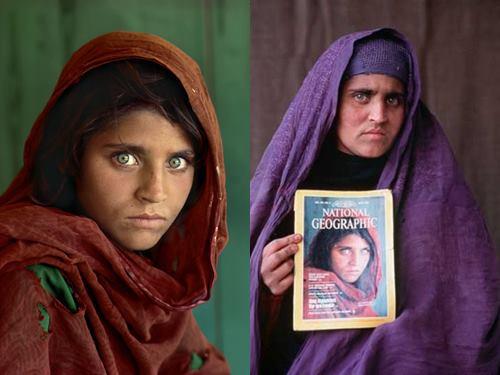 'Gadis Afghan' Si Mata Hijau Ditangkap, Berdepan Dakwaan Rasuah