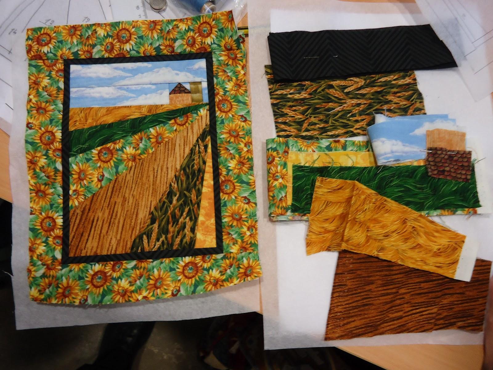Mi tienda virtual casa campo patchwork - Casas de patchwork ...