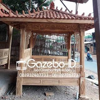 Pengrajin Gazebo