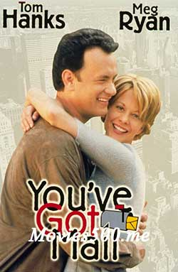 Youve Got Mail 1998 Hindi Dubbed 300MB BluRay 480p at movies500.me
