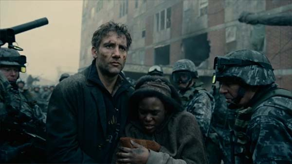 Cross the Netflix Stream: Children of Men Movie Review