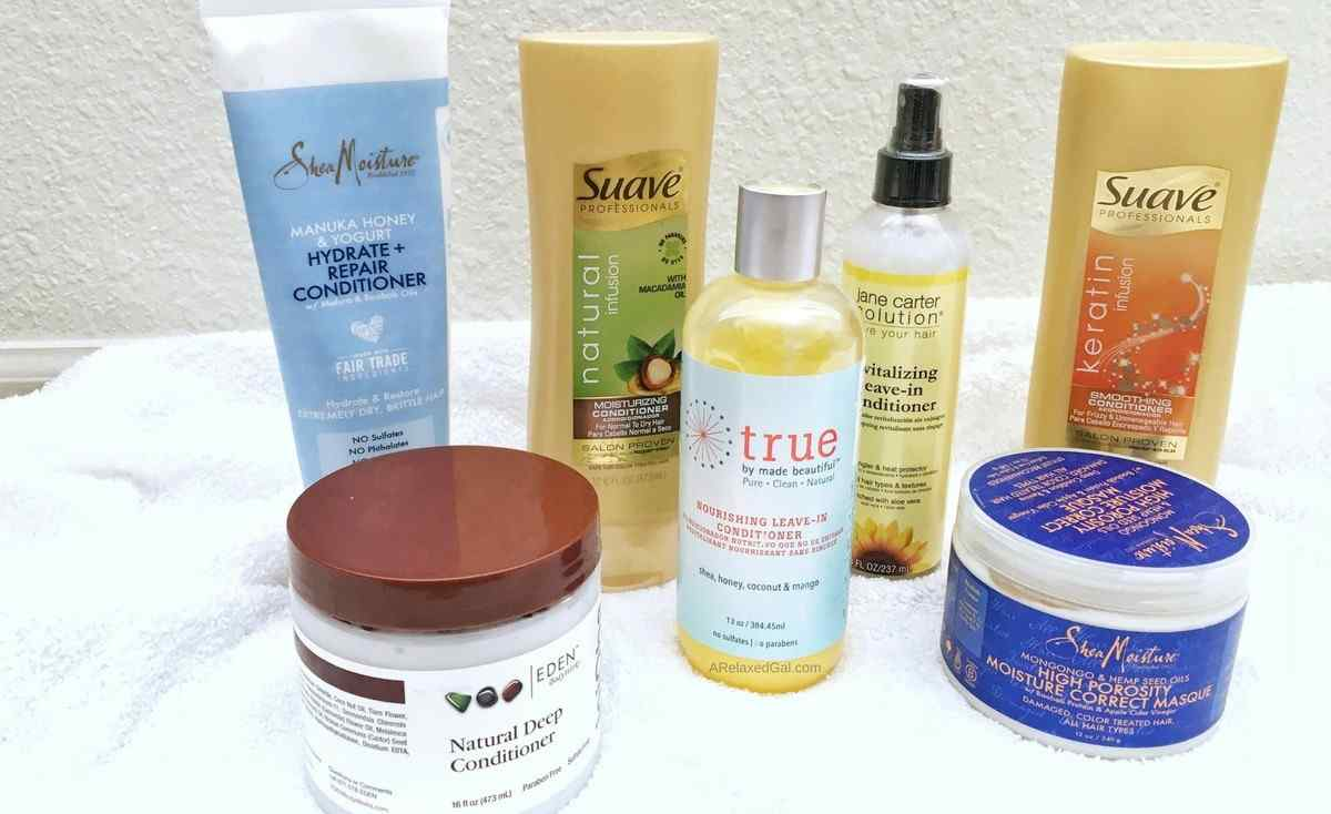 Protein Conditioners versus Moisturizing Conditioners | A Relaxed Gal