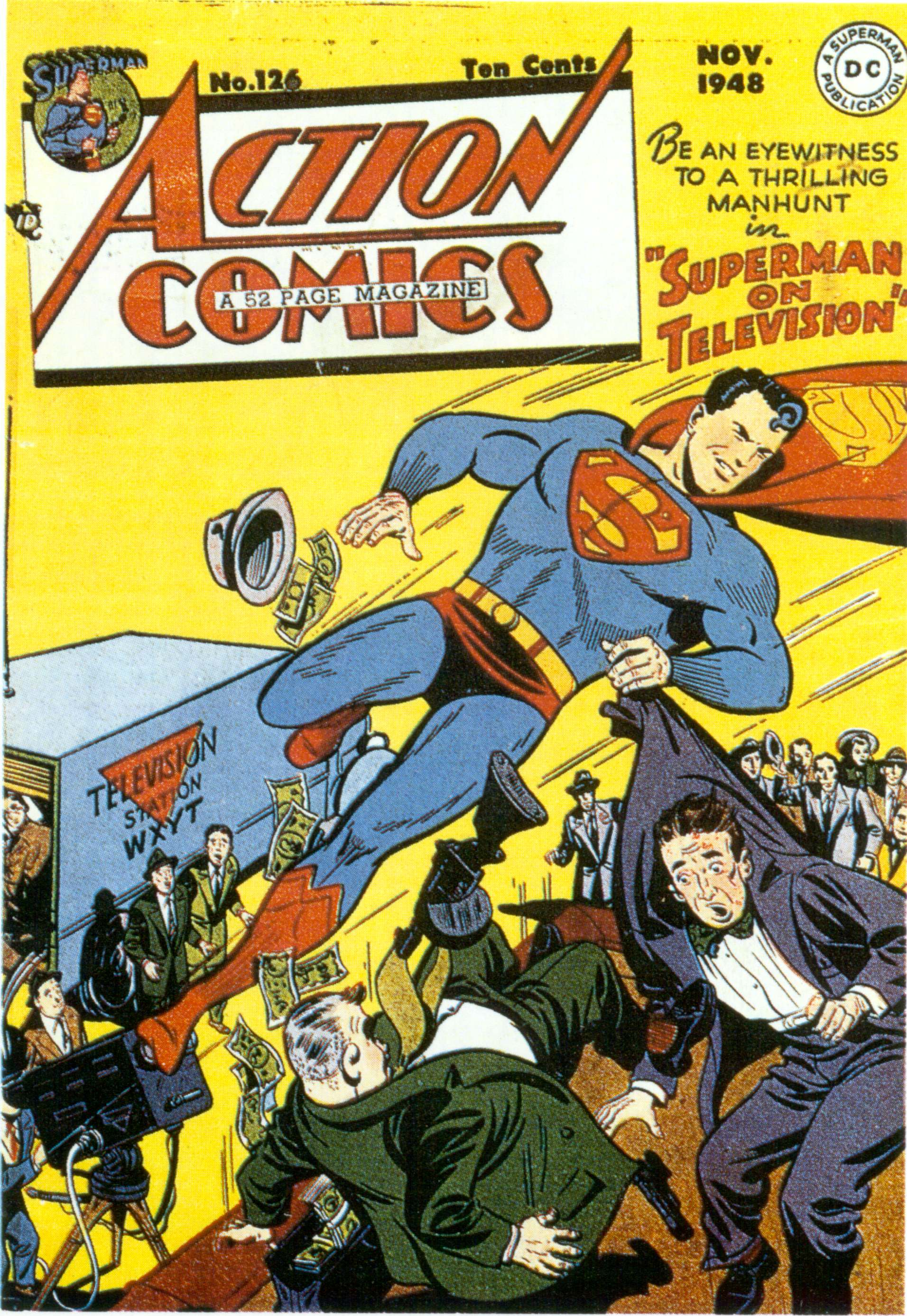Read online Action Comics (1938) comic -  Issue #126 - 1