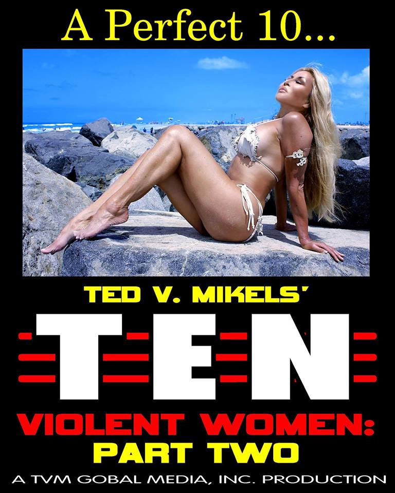 Ten Violent Women: Part Two from Ted V. Mikels