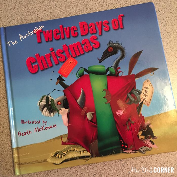 Christmas In Australia Book.Holidays Around The World Australia Mrs D S Corner