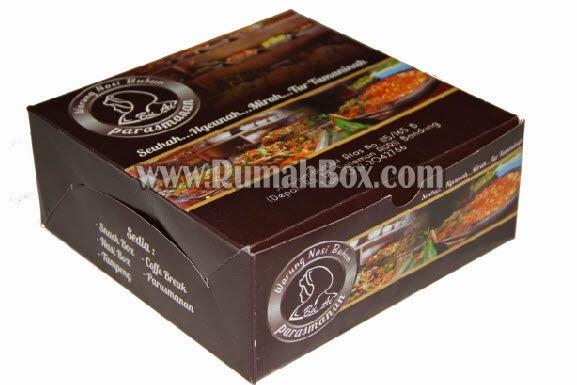 Dus Nasi Murah ~ Rumah Box