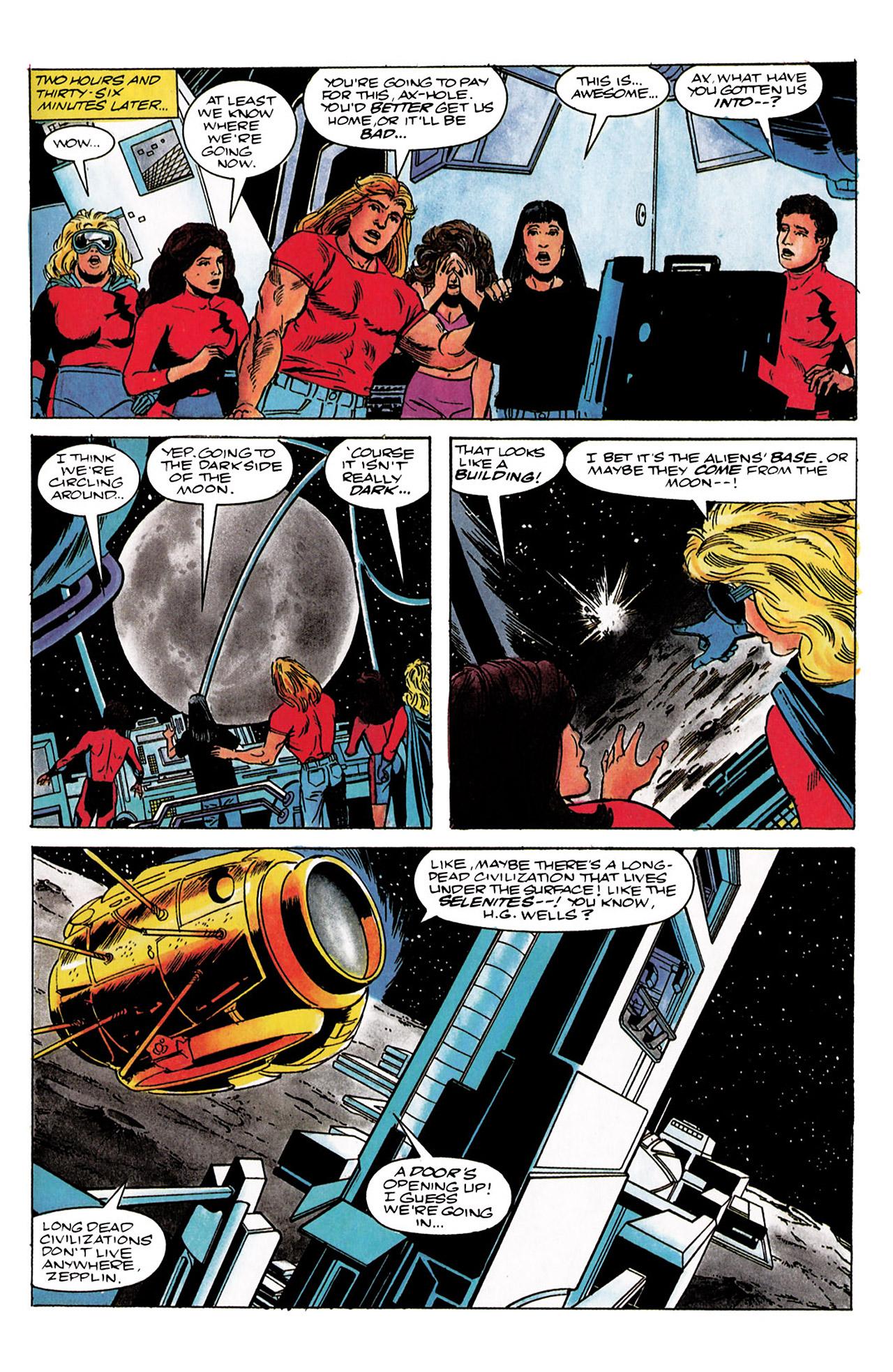 Read online Harbinger (1992) comic -  Issue #3 - 16