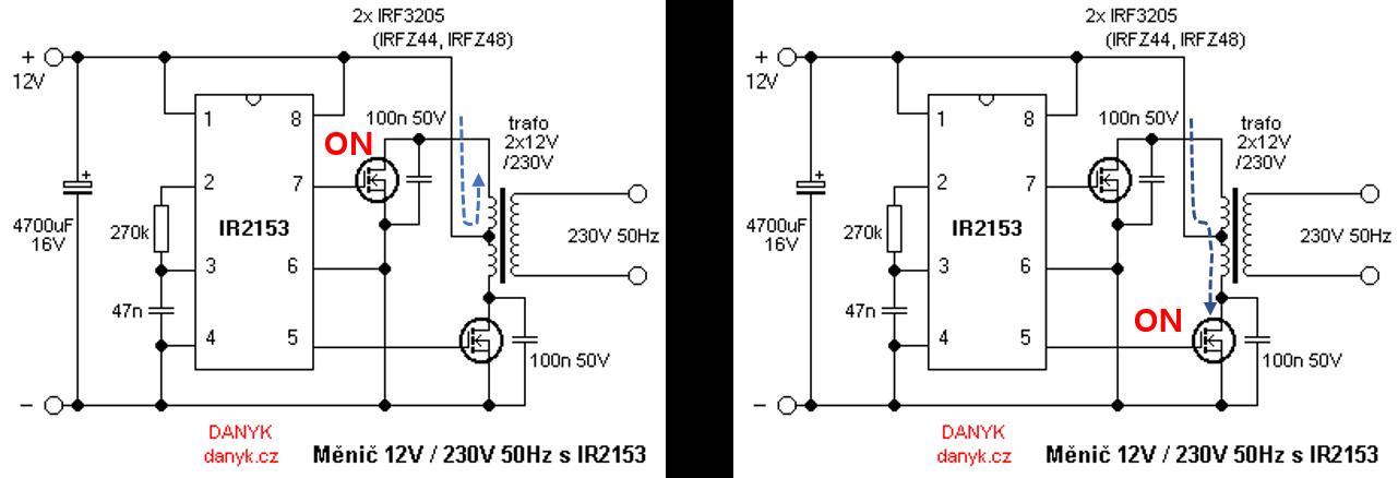 정해영의 블로그 - JEONG Haeyoung's blog: IR2153 칩 점검을