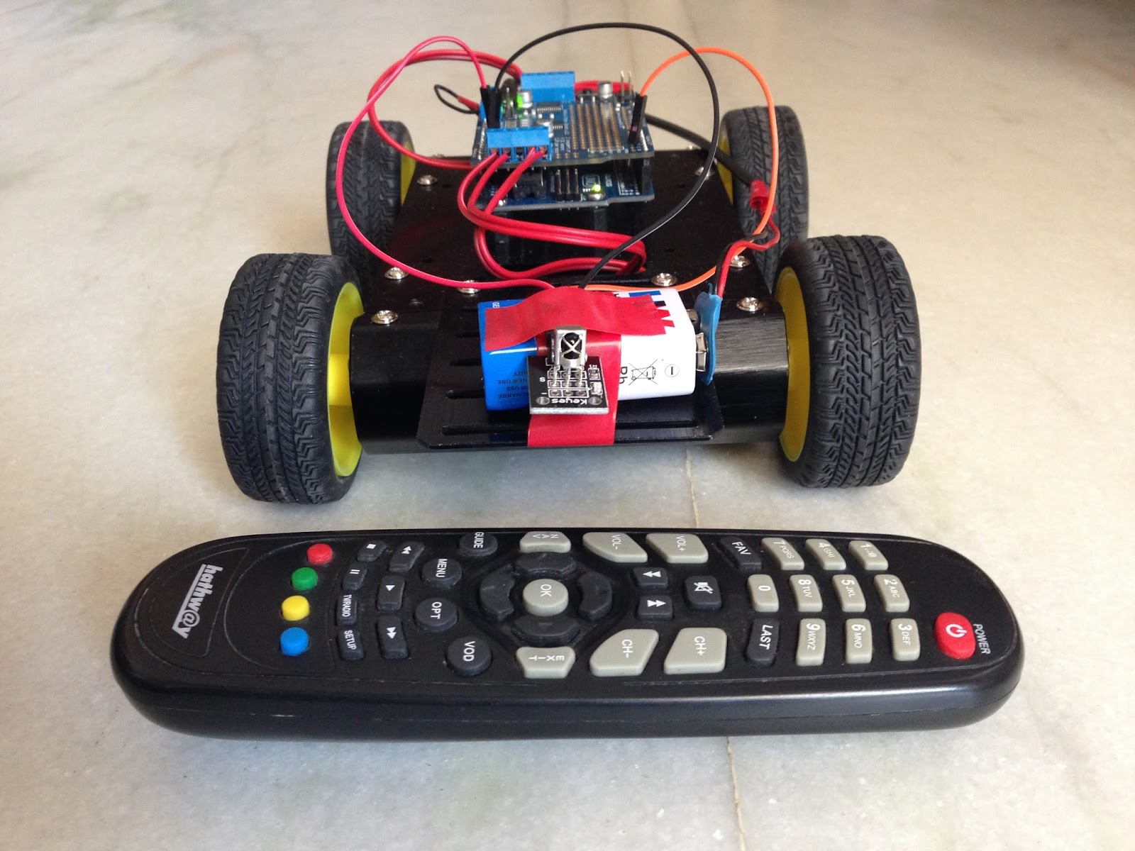 Big Data And Cloud Tips Snap Circuits Jr From Elenco For Kids Kits Lately I Had Been My Hands On With The Raspberrypi Arduino Prototype To Get Started Iot Internet Of Things Being A Graduate In Electrical